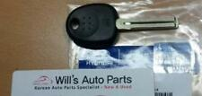 HYUNDAI  I30 2007-2012 GENUINE BRAND NEW IMMOBILIZER UNCUT BLANK KEY