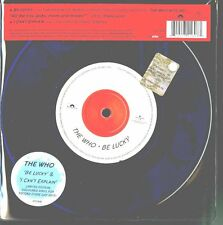 "THE WHO ""BE LUCKY""  7' RSD limited edition blue vinyl sealed"