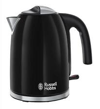 Russell Hobbs RU-20413 1.7L Removable Filtre Colours Plus 3000W Kettle - Black