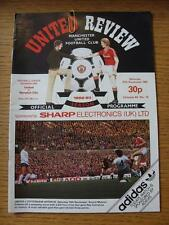 27/11/1982 Manchester United v Norwich City  (Token Removed)