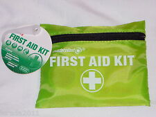 23 PIECE MINI FIRST AID KIT TRAVEL CAR HOLIDAY HOME CAMPING OFFICE POCKET SIZE