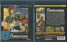 Der Commander (Cinema Treasures) [Blu-ray] Lewis Collins Neu!