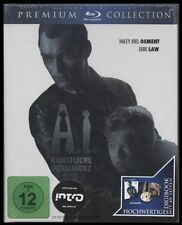 BLU-RAY A.I. KÜNSTLICHE INTELLIGENZ - PREMIUM COLLECTION - DIGIBOOK *** NEU ***