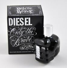 PROFUMO Diesel Only The Brave Tattoo 75 ML EDT    SPRAY    ORIGINALE