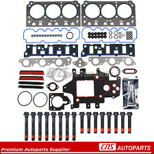 Head Gasket Set Bolts Fits 96-05 Chevrolet Buick Pontiac GM Supercharged 3.8 1
