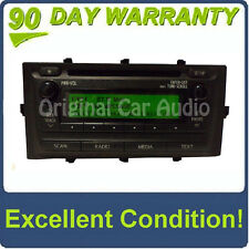 2012-2014 Toyota Prius C CD Player AM FM Radio Receiver OEM 518C1 Bluetooth
