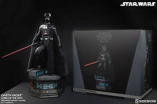 SIDESHOW STAR WARS EPISODE VI ROTJ DARTH VADER PREMIUM FORMAT FIGURE STATUE NEW