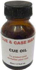 CUE OIL TO PROTECT & REVITALIZE YOUR SNOOKER / POOL CUE