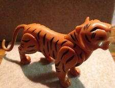 PLAYMOBIL Adult Tiger Animal - Jungle Forest Zoo Circus Wildlife