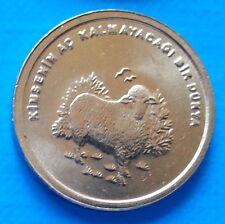 Turkey 500000 lira 2002 UNC Sheep Inflation