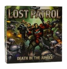 LOST PATROL - WARHAMMER 40K - GAMES WORKSHOP - SENT 1ST CLASS