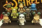 Vinylmation Star Wars series 6 Set of 8 including Chaser NEW