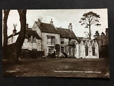 RP Vintage Postcard - Lincolnshire #B25 - The Rectory, Somersby
