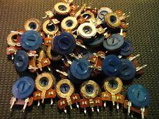 50PCS CTS X201R102B 1K SINGLE TURN TRIMPOT