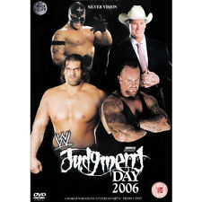 Official WWE - Judgment Day 2006 DVD