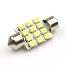 Car LED 31mm 30mm 32mm Festoon Light Bulb Interior Map Door Boot