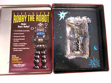 Robby The Robot Forbidden Planet Figurine Tin Box 50 Anniversary Edition Warner