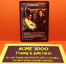 Thunder castle jeux highlander série tv edition ccg-the gathering promo carte