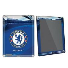 Chelsea FC iPad 2 / 3 & 4G peau Tablet Housse fan de football stade bleu