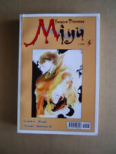 VAMPIRE PRINCESS MIYU n°6 edizione Play Press Manga  [G371D]