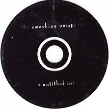 THE SMASHING PUMPKINS Untitled CD Single - 1 Track Promo