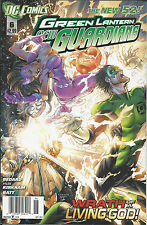 DC Green Lantern New Guardians comic issue 6 The new 52