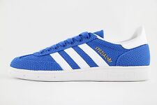 New Mens Adidas Originals Handball Spezial Weave Blue Trainers 8 AQ4908 Special