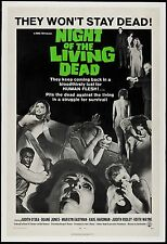 LA NOTTE DEI MORTI VIVENTI NIGHT OF THE LIVING DEAD MANIFESTO GEORGE ROMERO