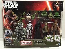 Star Wars Force Awakens Exclusive 5-pack BB-8 Kylo Chewbacca Stormtrooper Kohls
