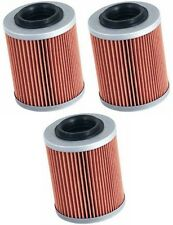 K&N Oil Filters (Pack of 3) 2007-2010 Can-Am Outlander Max 800 HO EFI LTD