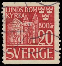 SWEDEN 370 (Mi319A) - Lund Cathedral 800th Anniversary (pf58204)