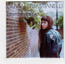 (GI332) Olivia Sebastianelli, Despite The Day - DJ CD