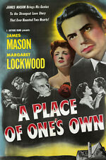 A Place of One's Own - 1945 - James Mason Margaret Lockwood - Vintage b/w  DVD