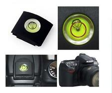 New Hot Shoe Bubble Spirit Level Protector Cover for DSLR Camera Canon Nikon CA