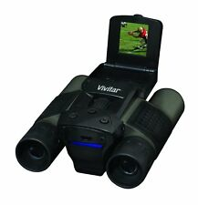 Vivitar 8MP Digital Binocular Camera - Colors May Vary (VIV-CV-1225V) 12 x 25 mm