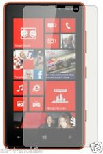 3 x Clear front screen protectors for Nokia 820 Lumia - phone accessory