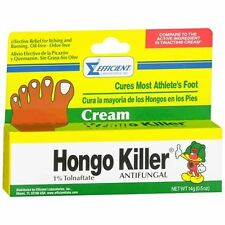 Hongo Killer Antifungal Cream 0.50 oz (Pack of 3)