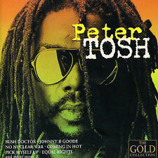Tosh, Peter Gold Collection CD