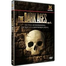 "Rome collapsed from within, bringing on: ""The Dark Ages"" History Channel DVD"