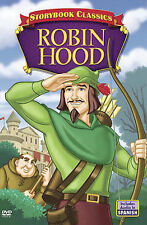 A Storybook Classic: Robin Hood 2005 by Animated Classics