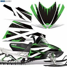 Decal Graphic Kit Arctic Cat M Series AC Crossfire Part Sled Snowmobile Wrap RB