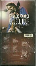 RARE / FRANCIS CABREL : EN CONCERT LIVE ( 3 CD - NEUF EMBALLE / NEW & SEALED )