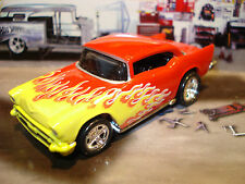 HOT WHEELS LIMITED EDITION 1957 CHEVROLET BEL AIR HOT ROD COUPE