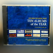 1995 Mercury Music Prize - Oasis, Elastica, Supergrass, Portishead - Music CD