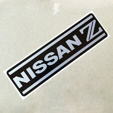 NISSAN Z24 ENGINE VALVE COVER DECAL sticker restoration renovation