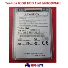 "Toshiba 60GB HDD 1.8"" for dell Latitude XT D420 D430 Hard Disk Drive - MK6008GAH"