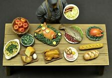 Reality In Scale 1/35 Prepared Food Set 1