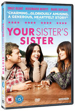 DVD:YOUR SISTERS SISTER - NEW Region 2 UK