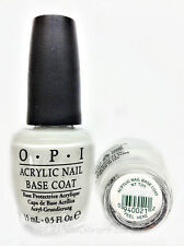 OPI Acrylic Nail Base Coat NT T20  0.5oz/15ml