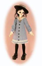 BJD MSD pattern 4 immature body, Kish Ellowyne Anya Lierre 3 dresses capri pants